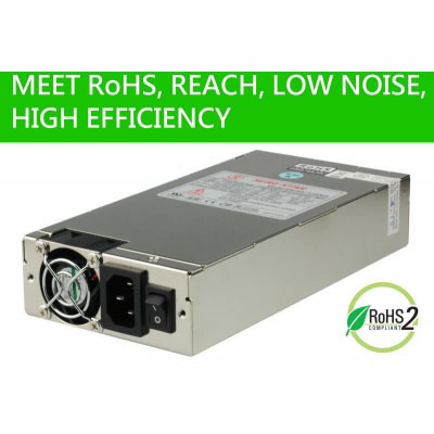 SS-1U40ES (400W Single Power Supply for 1U)