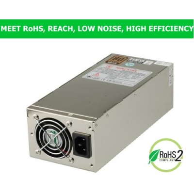 SS-2U60EL (600W Single Power Supply for 2U)
